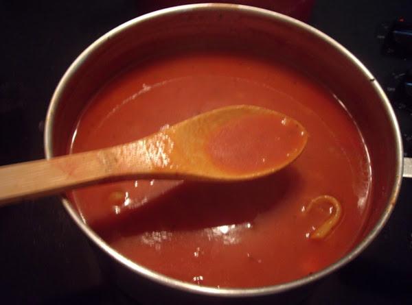 Ciao Bella Salsa Pomodoro (tomato Sauce) Recipe