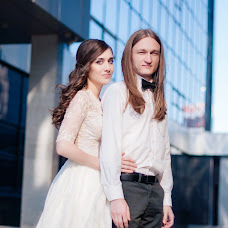 Wedding photographer Darya Lvova (Skolopendra). Photo of 14.10.2016
