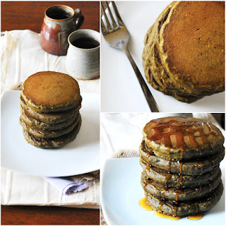 Green Tea Pancakes Make a Sweet and Healthy Breakfast Treat