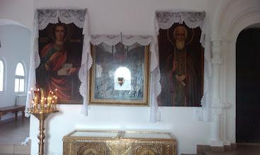 Photo: в храме Архистратига Божьего Михаила
