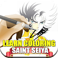 Learn Coloring Saint Seiya icon