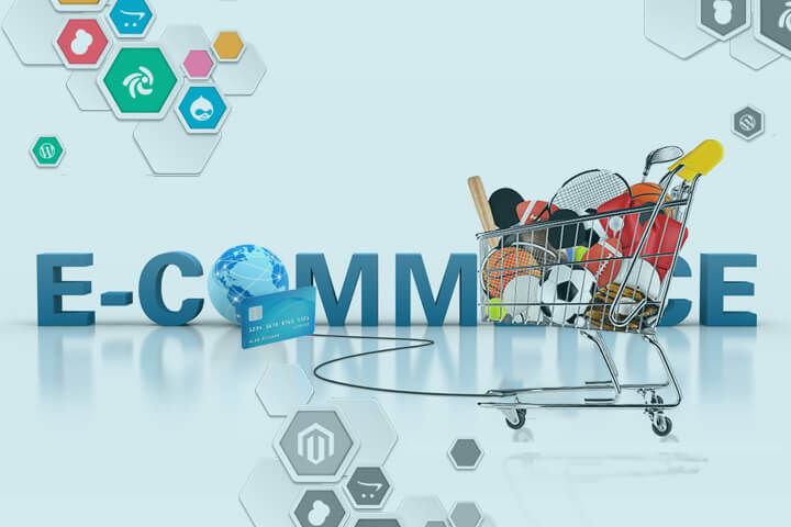 Ecommerce and sport outdoor