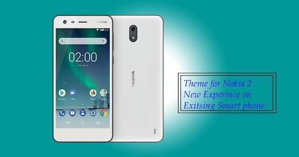 Theme | Launcher for Nokia 2 - náhled
