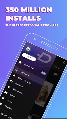 Download ZEDGE™ Wallpapers & Ringtones APK latest version