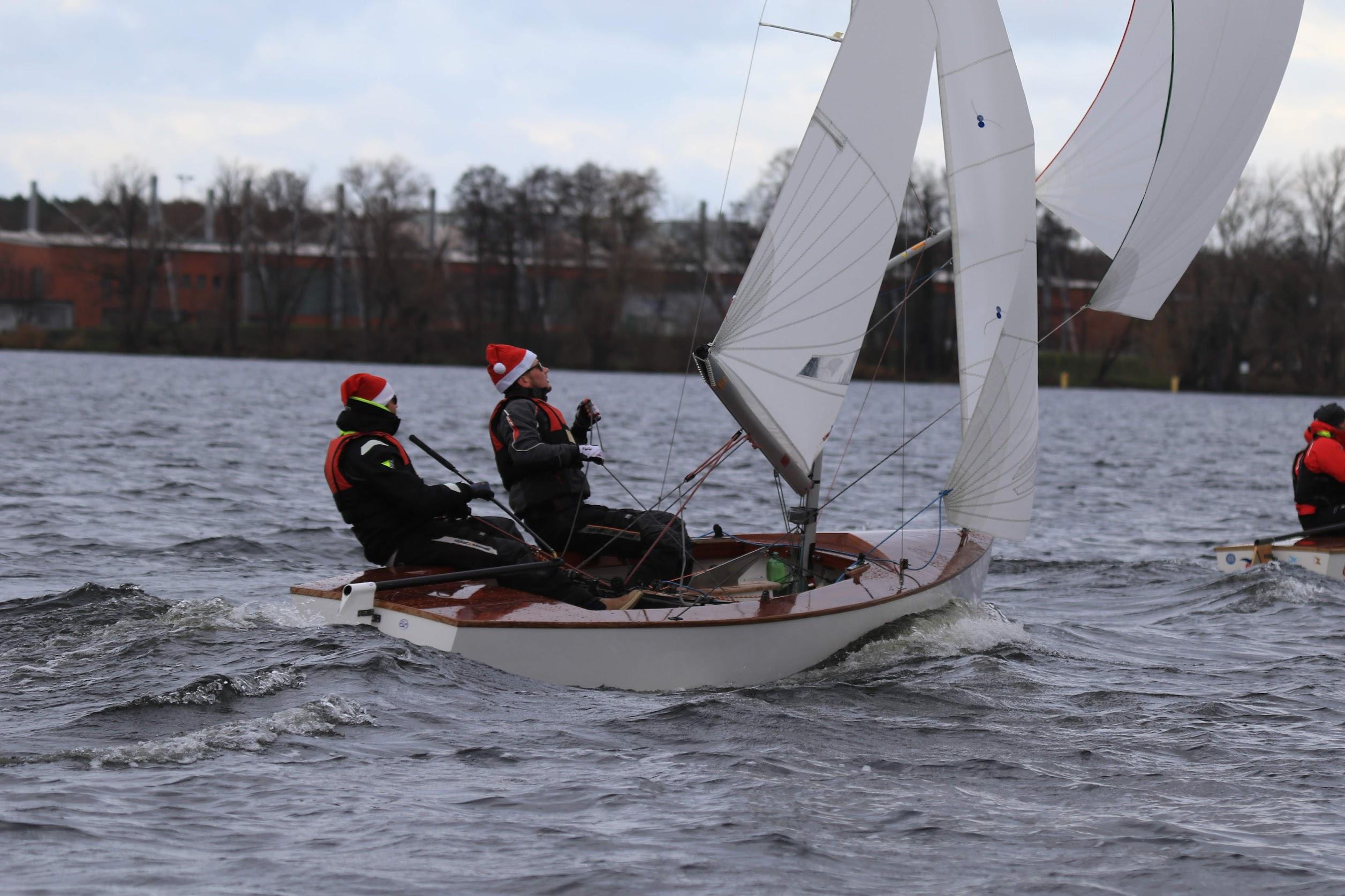 Schnepf/ Jäckel siegen bei der Nikolausregatta 2019