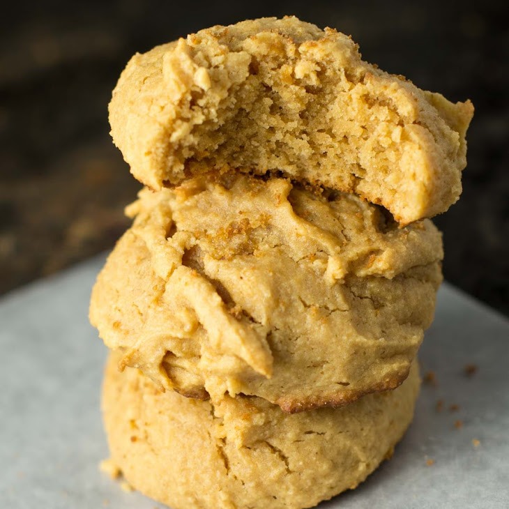 Perfect Fluffy Peanut Butter Cookies Recipe