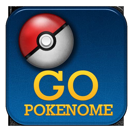 بوكينون جو Pokenom Go Prank 冒險 App LOGO-APP開箱王