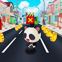 Cat Rush Subway My Pet Endless Run Dash Adventure icon