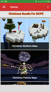 Christmas Bundle for MCPE - náhled