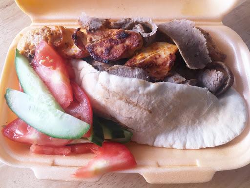 Chicken Shish & Lamb Doner Kebab