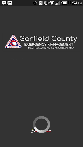 Garfield County EM screenshot 1