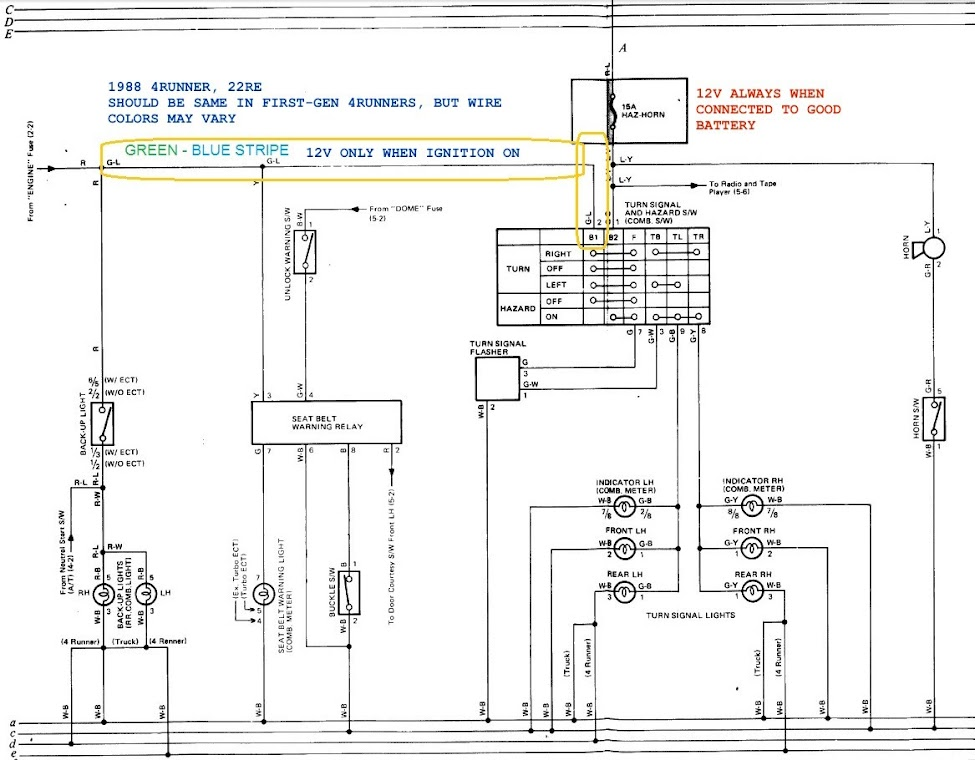 toyota turn signal relay wiring diagram 2011 - wiring two way switch diagram  | bege wiring diagram  bege wiring diagram