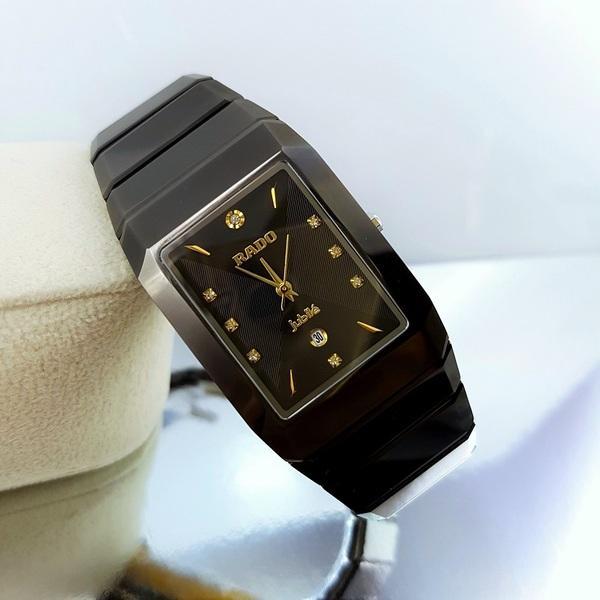 Sản phẩm đồng hồ mặt vuông chính hãng