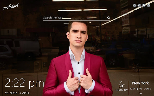 Brendon Urie HD Wallpapers Music Theme