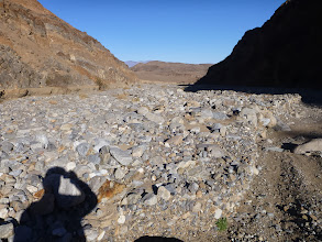 Photo: Marble Canyon. The final hike out.