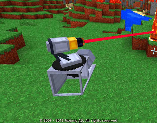 New Weapons Mod for Minecraft 1.9.80 screenshots 7