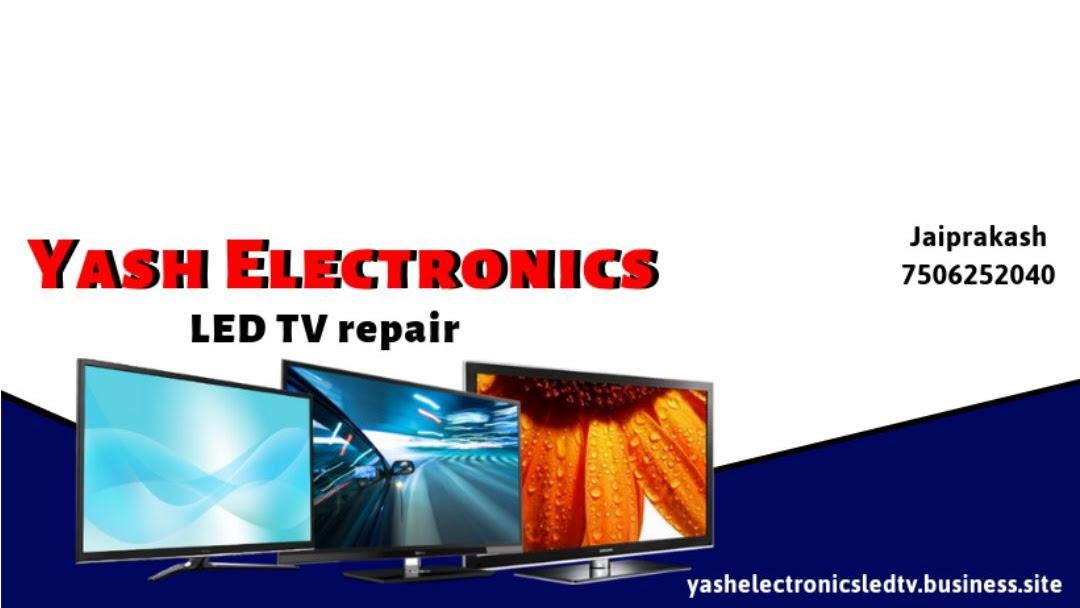 Yash Electronics( Led TV Repairing Service Vasai East) - LED