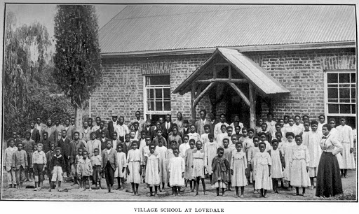 History: Lovedale Missionary School, where many black intellectuals and African leaders such as Thabo Mbeki were educated. Picture: WIKIMEDIA