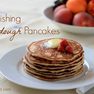Nourishing Sourdough Pancakes