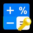 Calculator License Key icon