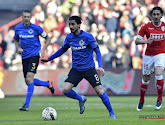 Refaelov is een nieuwe naam in het rijtje van spelers die bij Club Brugge en Anderlecht speelden