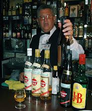 Photo: cuban bartender. Tracey Eaton photo