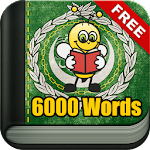 Learn Arabic Vocabulary - 6,000 Words Icon