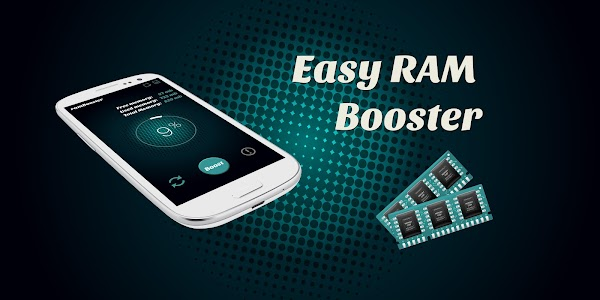 Easy RAM Booster v1.9.7 [Mod] [Ads-Free] [Latest]