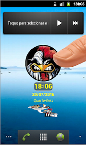 Relógio Galo Doido screenshot 4