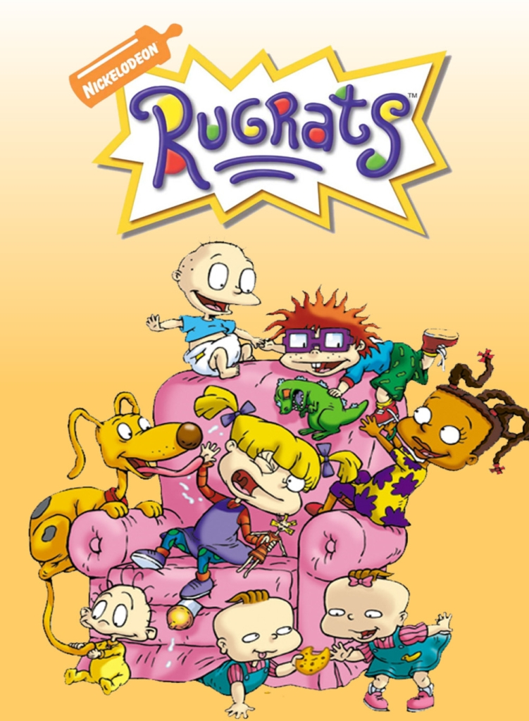 Rugrats Returning With New Tv Serieovie