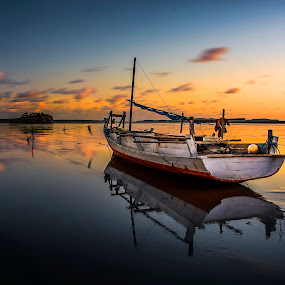 Stuck on Tuesday by Sonny Saban - Landscapes Beaches