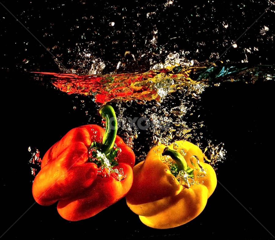 Together Forever.... by Craig Luchin - Food & Drink Fruits & Vegetables