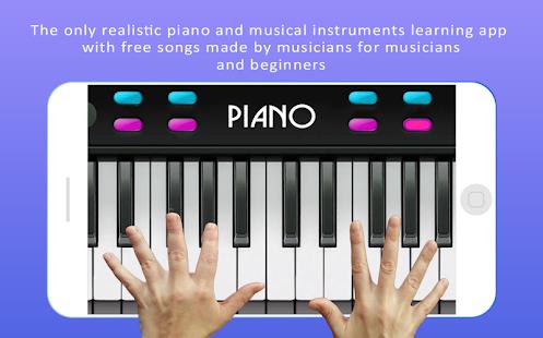 Piano Teach for PC-Windows 7,8,10 and Mac APK 1 0 - Free