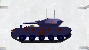 TUSKモデル 戦車