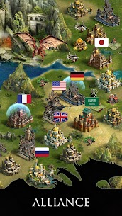 Clash of Kings 3.3.0 MOD (Unlimited Gold) Apk 5