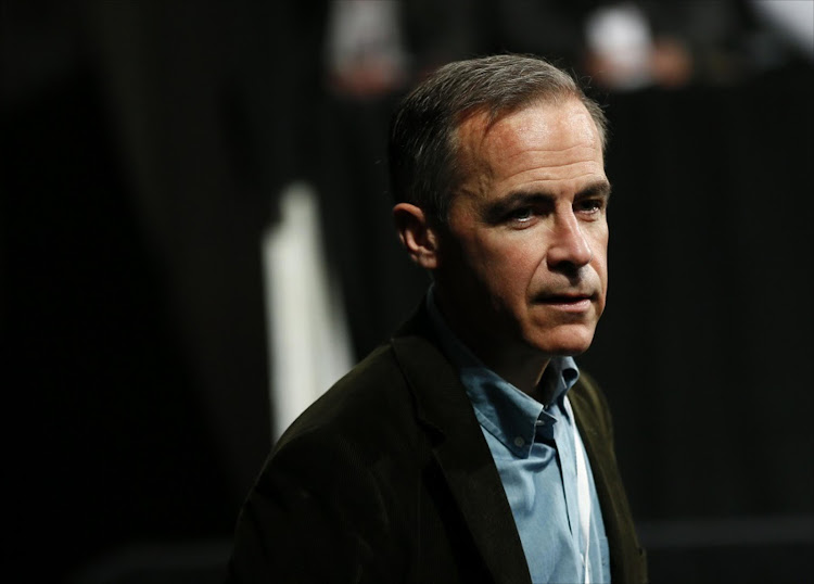 Bank of England governor Mark Carney. Picture: REUTERS/STEFAN WERMUTH