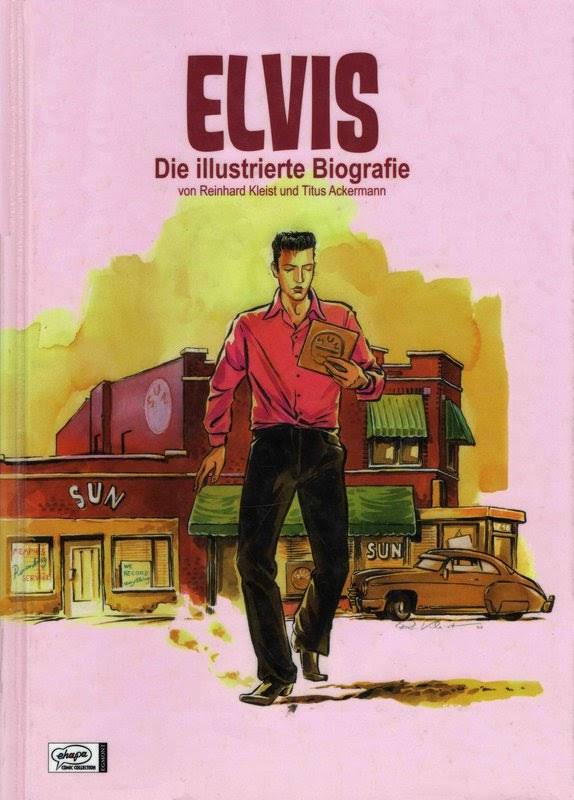 Elvis - Die illustrierte Biografie (2007)