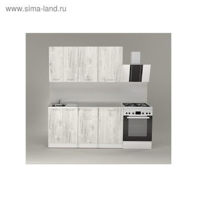 Кухонный гарнитур Алина нормал, 1500 мм