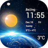 Universe - iDO Weather widget