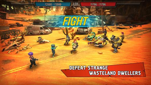 Code Triche Shelter War: Last City in apocalypse APK MOD (Astuce) screenshots 2