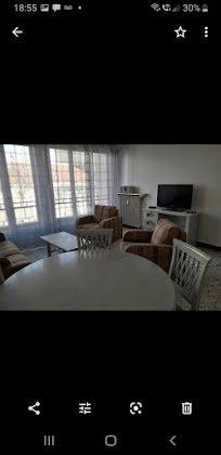 Location appartement meublé 3 pièces 73 m2