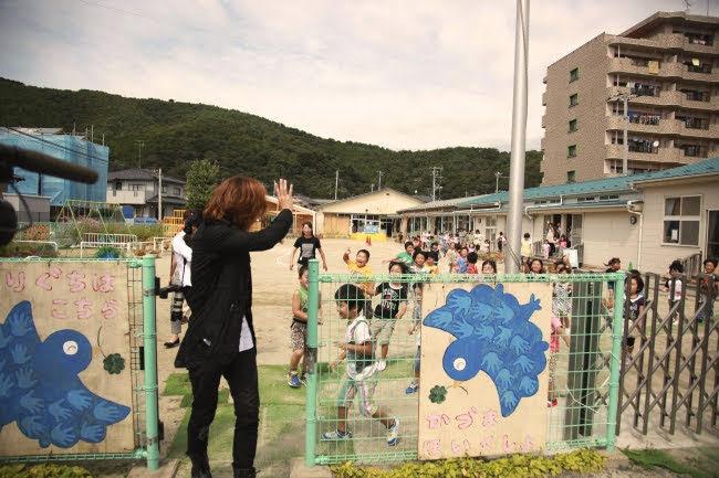 YOSHIKI 為311再捐1000萬日圓