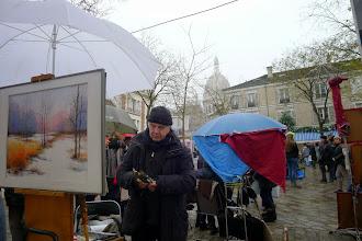 Photo: Place du Tertre