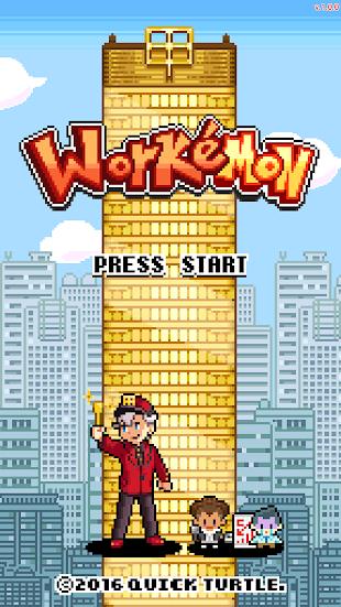 WorkeMon- screenshot thumbnail