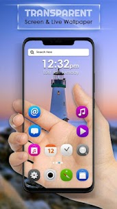 Transparent Screen & Live Wallpaper App Latest Version  Download For Android 10