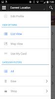 Screenshot of Passport Mobile