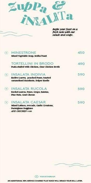 CinCin menu 11