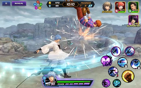 The King of Fighters ALLSTAR Screenshot