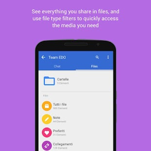 Edo: Organize and share- screenshot thumbnail