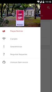 Praças WiFi Livre SP screenshot 1